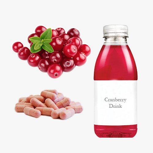 Cranberry Drink & Capsule Powder Contract Manufacturing Malaysia | OEM COMPANY MALAYSIA
