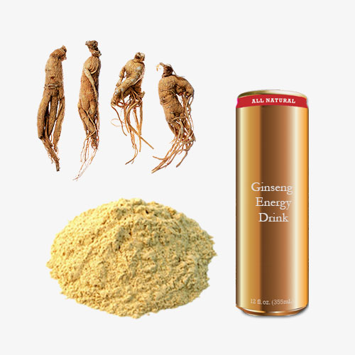 Ginseng Powder Drink Contract Manufacturing Malaysia | OEM COMPANY MALAYSIA